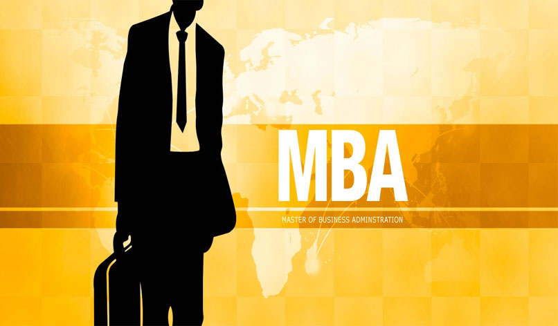 MBA is not an academic degree, It teaches you how to work with people.