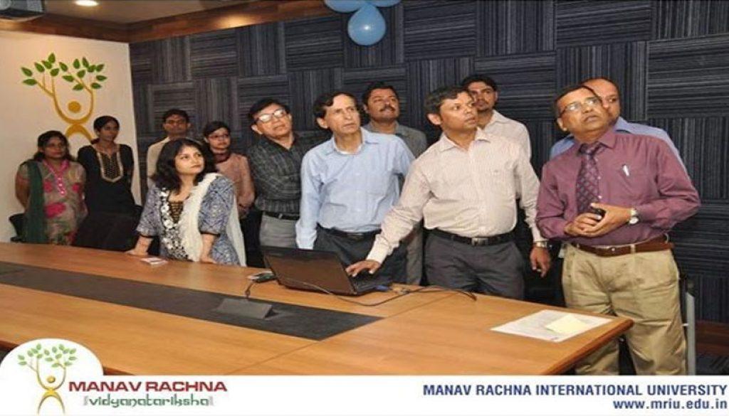 Campus Placement Management System - Manav Rachna