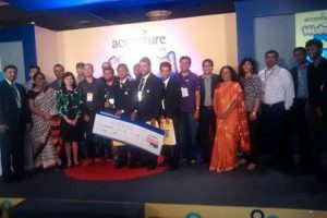 First Position at Accenture Innovation Jockey 2014