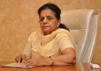 Mrs. Satya Bhalla, Chief Patron