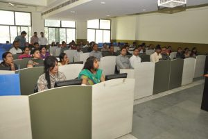 MRIU, organised a Staff Development Programme (SDP) on Usage of Linux – Libre Office