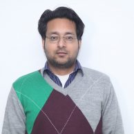 Rahul Joshi Asst. Prof.
