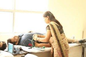 MRCE Blood Donation Camp 2014