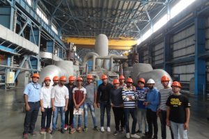 Report of Industrial visit to Rosa Thermal Power Plant