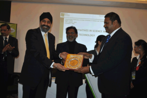 Invited Lecture by Dr. Avtar Matharu, Dy. Director, Green Chemistry Centre of excellence, University of York, U.K.