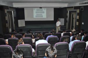 Invited Talk on Green Chemistry by Prof. R.K. Sharma, Delhi University