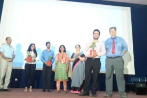 Alumni Interaction During Orientation Programme, July 2015