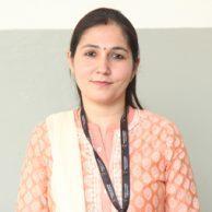 Dr. Poonam Nandal(Associate Professor)