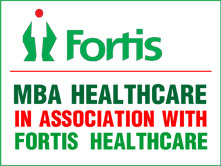 MBA Healthcare with Fortis