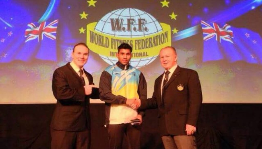 Lokesh Sharma Winner At MRIU