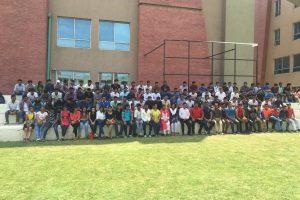 Industrial Visit To Parle Factory, Bahadurgarh
