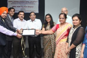 Inauguration Ceremony of MRIU ACM Student Chapter, CSE, FET