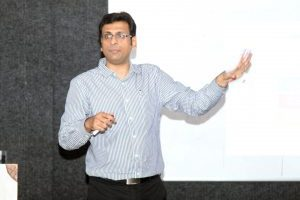 Department of Management and Commerce  organizes  a Guest Lecture on CMA-USA  (Certified Management Accountant)