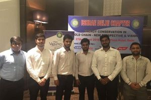 Seminar Organised By ISHRAE Delhi Chapter On Energy Conservation In Cold Storage