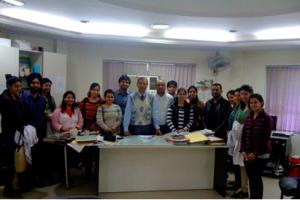 Visit To Jamia Milia Islamia, New Delhi