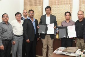 Manav Rachna signs MOU with TCG Digital Solutions to set-up Training Centre for Cyber Security Education