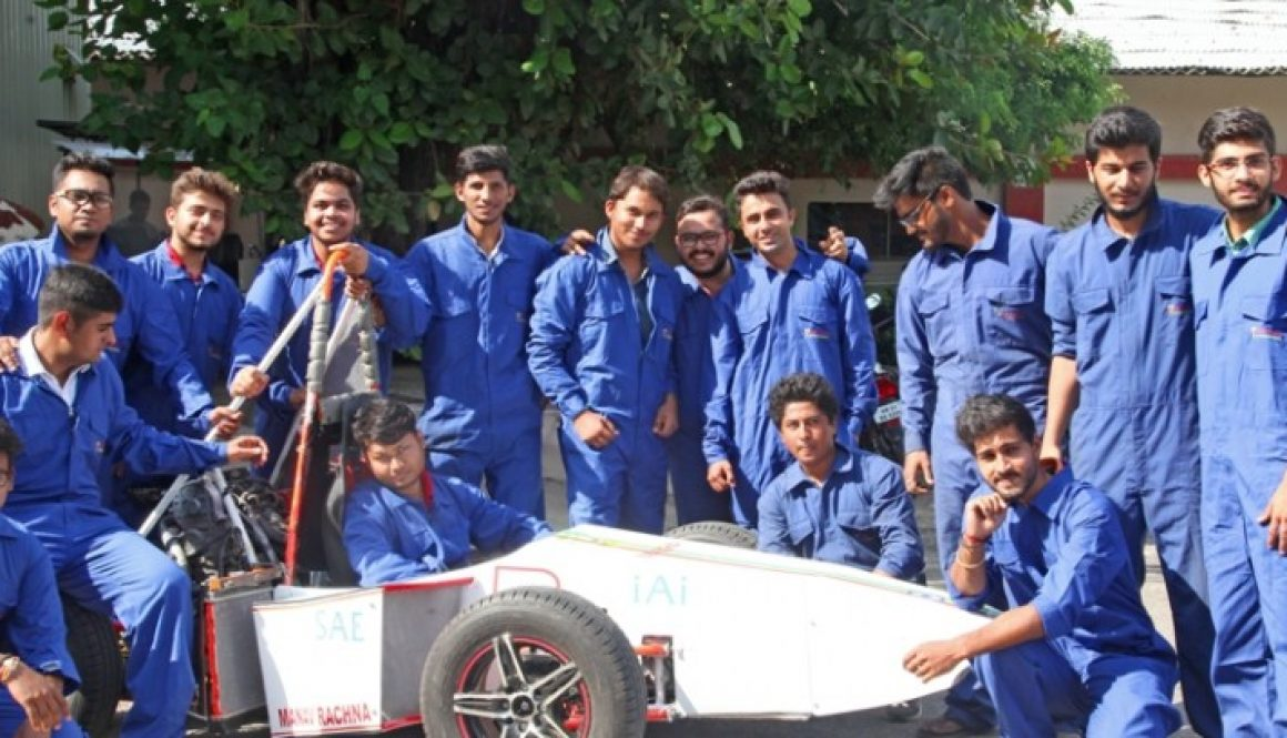 MREI's Team Cool Runnings will represent India in Japan with their Formula 1 Racing Car Magnum!