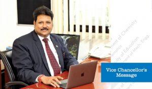 Vice Chancellor at Manav Rachna University