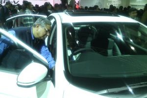 Report of Industrial visit to Auto Expo 2016