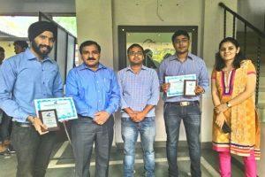 Best Project Award 2015 By Faridabad Industries Association(FIA)
