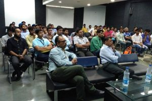 Expert Talk on 'Advances in IC Engines' At MRIU