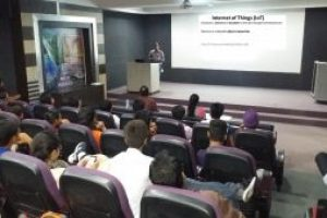 "Lecture on ""Inventing new life using Technology"""