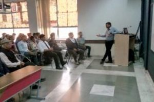 Guest Lecture by Mr. Dinesh Kumar Aggarwal on 'Piping Design'