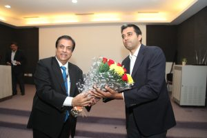 Guest Lecture by Mr. Kaushal Mehtani, Director Finance & Global Head