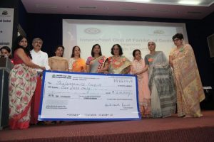 Four Health Projects organized by Innerwheel Club of Faridabad Central held at MRIU to focus on Women's Health and Nutrition