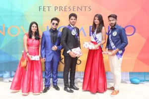 Faculty of Engineering and Technology, Manav Rachna International University hosted a Freshers Party for its new First Year students with a colourful cultural extravaganza!