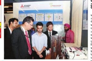 MRIU launches Mitsubishi Factory Automation Lab in collaboration with Mitsubishi Electric India to bridge the Industry-Academia gap and provide exposure to students in the Automation sector