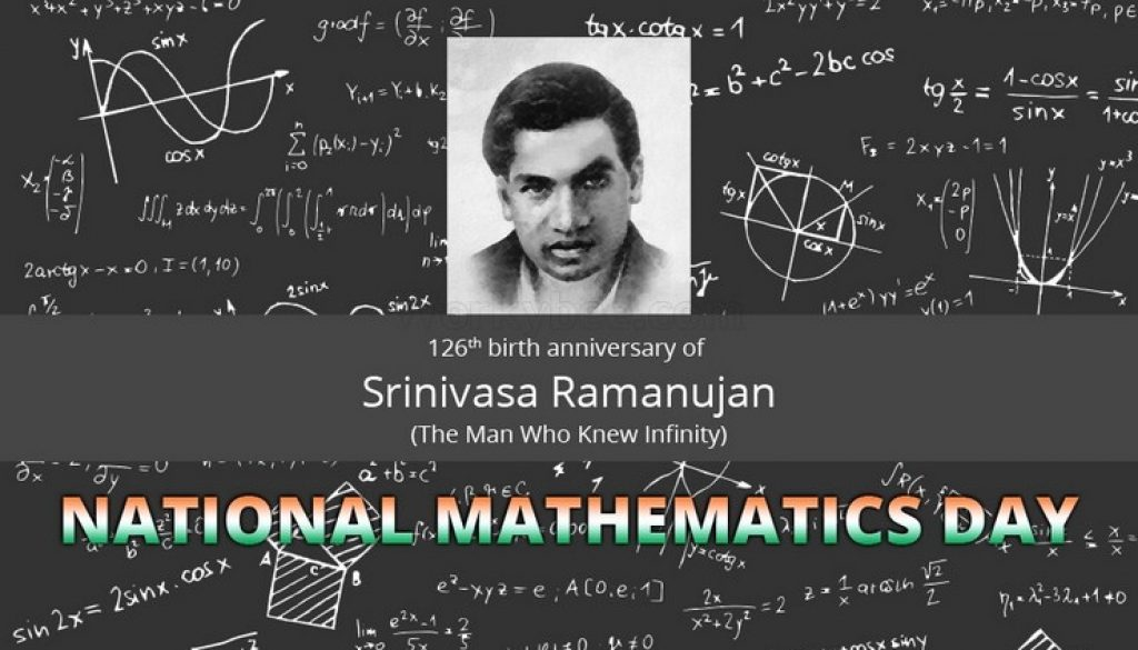 Report Of Expert Lecture On National Mathematics Day Celebrated In