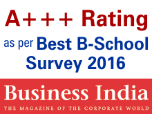 A    Rating By Business India For MRIU
