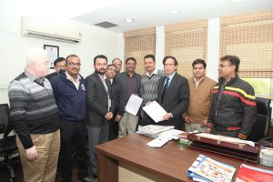 MRIU signs MoU with Orient Electric Limited to promote resource sharing and innovation both in academia and industry