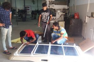Summer Training by Centre Of Smart Solar Energy