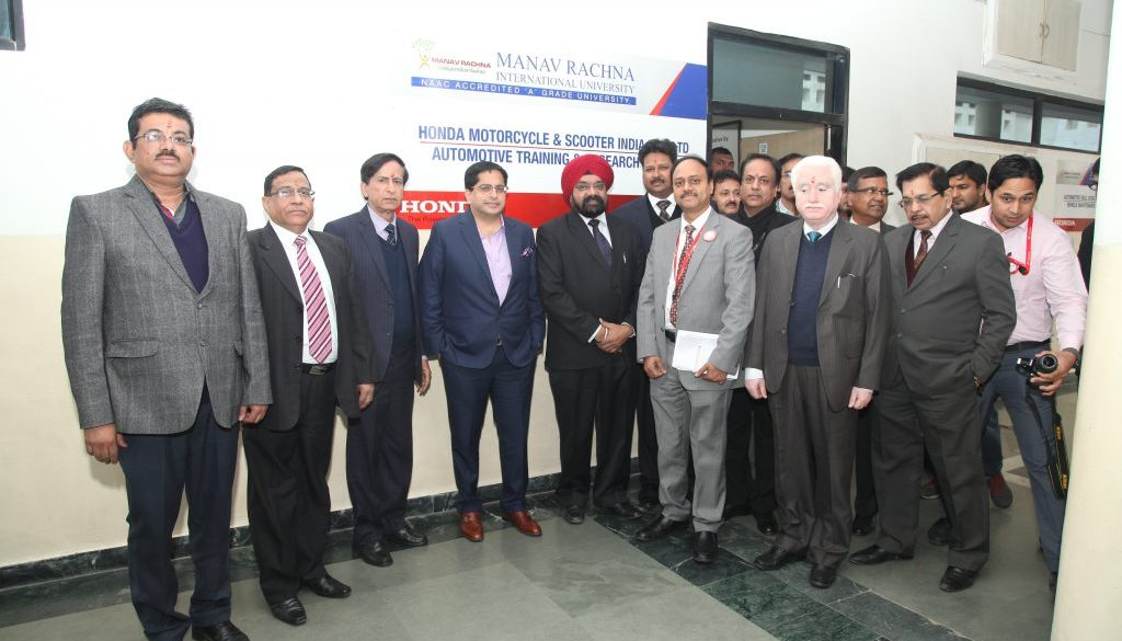Automotive Training & Research Centre At MRIU