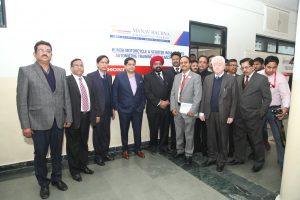 Automotive Training & Research Centre for imparting high end skills required in two wheeler Industry