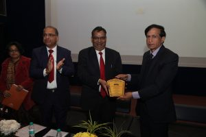 Manav Rachna International University organized a National Workshop on Export Dynamics in Indian Economy!