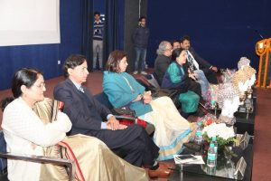Panel Discussion on 'Media and Indian Democracy'