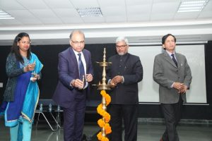 Proceeding of CSI Student Chapter Inauguration