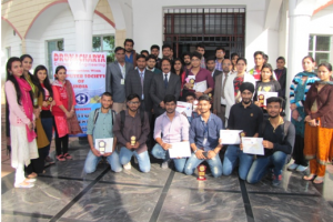 Report on CSI supported Competition and winners