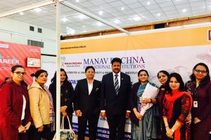 FMS, MRIU @ Career Junction 2017