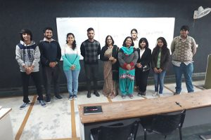 Literary Club Activity of BBA Department