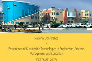 National Conference on Emanations of Sustainable Technologies in Engineering, Science, Management and Education