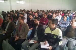 Summary of Lecture on HVAC organized on 17-2- 2017 by Mechanical Engineering Department