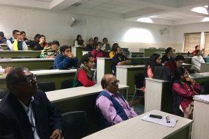 Pre-PHD Seminar at Faculty of Management Studies, MRIU