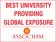 Best University Providing Global Exposure