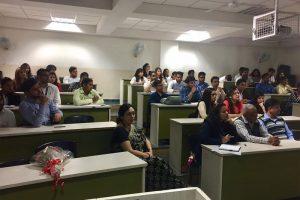 Guest Lecture @ FMS, MRIU