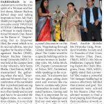 Impressive Times,9-3-17,Women day celebration