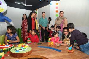 Manav Rachna Follows in Google's Footsteps!